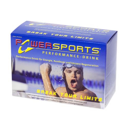 Powersports 30 Stk. Sachets